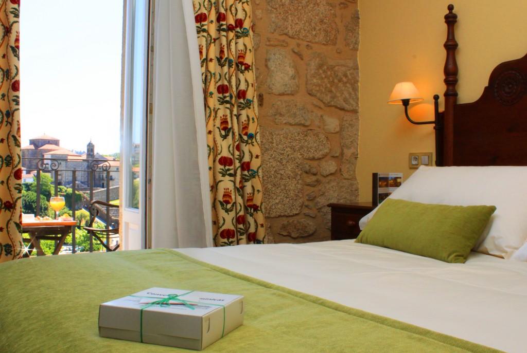 Habitación Hotel Santiago de Compostela