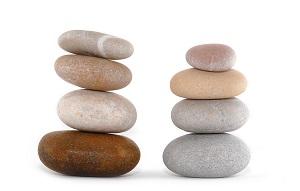 Piedras paralelas