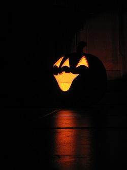 Calabaza de Samhain