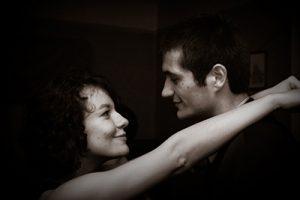 complicidad y admiración en la pareja