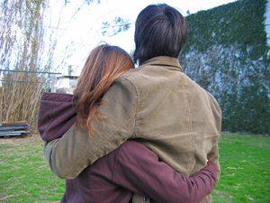 La importancia de los abrazos