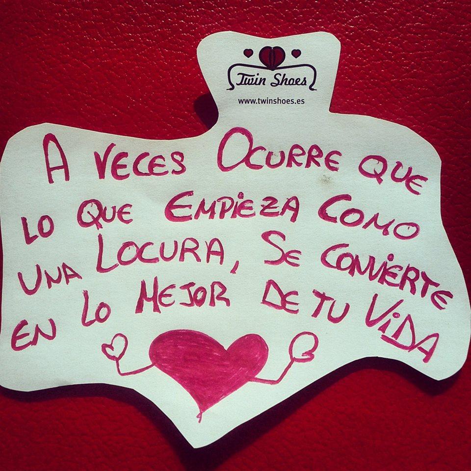 Frase WhatsApp amor