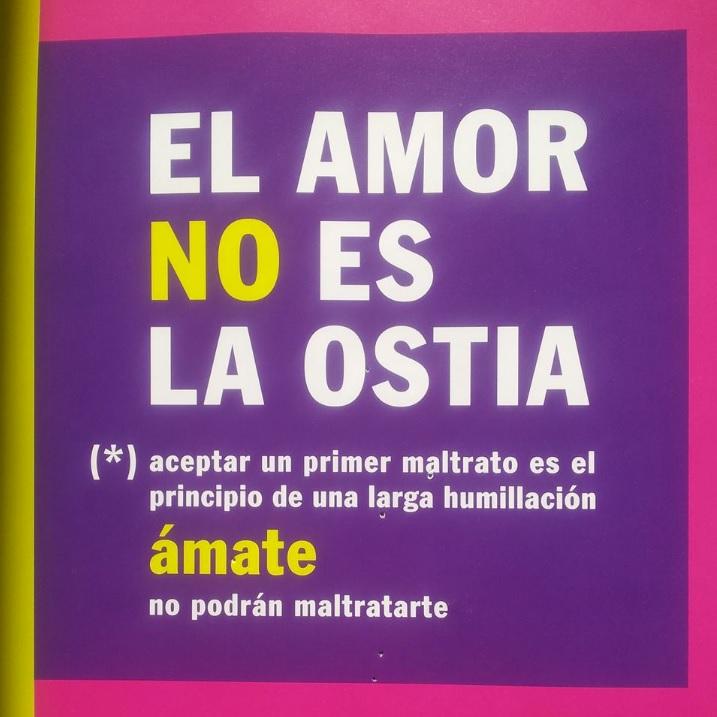 El amor no es la ostia