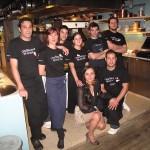 El extraordinario equipo de Casa Marcelo con Itziar Villar de Twin Shoes