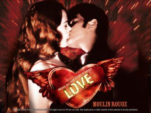Frases de Amor Moulin Rouge