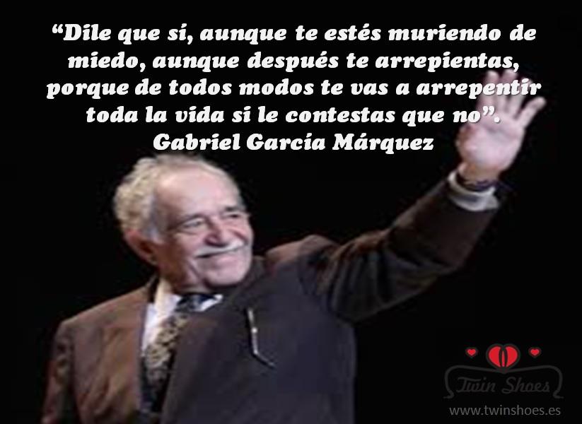 25 Frases De Amor De Gabriel García Márquez Buscar Pareja