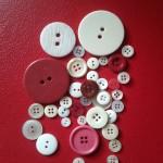 Manualidades de amor: botones