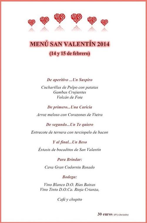 Planes románticos para el 14 de Febrero