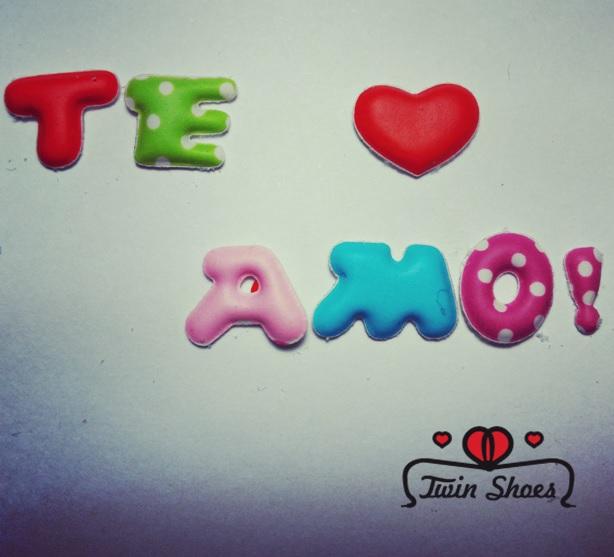 Te amo