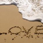 Love en la arena