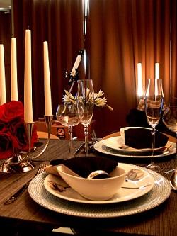 cena pareja, reconquista