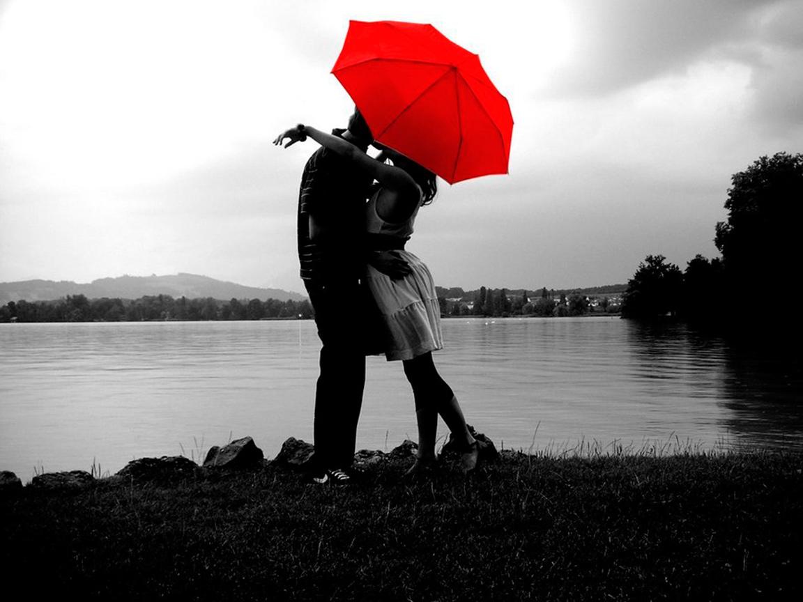 Romanticos Fondos De Pantalla: 4 Wallpapers De Amor Para El Otoño