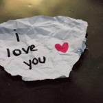 Papel de amor