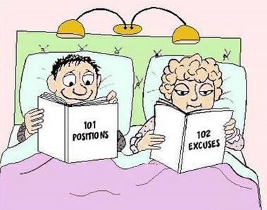 Viñeta humor de pareja