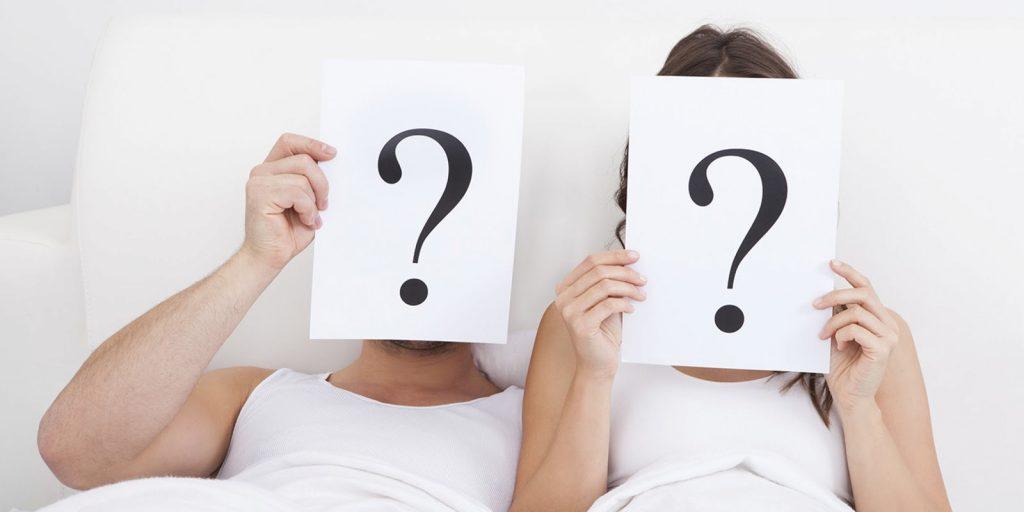 Relaciones íntimas pareja, más no es mejor