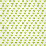 Fondo de Pantalla corazones verdes