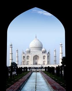 Taj Mahal historia de amor