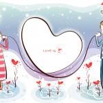 cuerda con forma de corazón