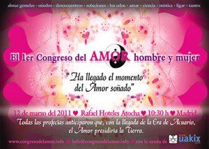 1er Congreso del Amor