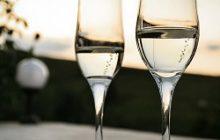2 copas champagne