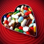 Fondo de Pantalla corazón de píldoras