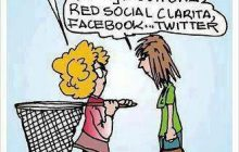 Viñeta de humor: buscar pareja online