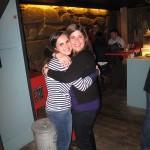Alicia y Ana, organizadoras del evento con su sonrisa inconfudible: Gracias!!!