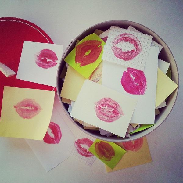 Caja de besos