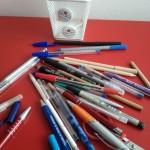 Manualidades de amor bolígrafos