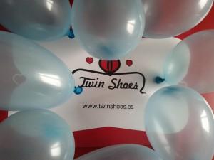 Twin Shoes está con la marea azul