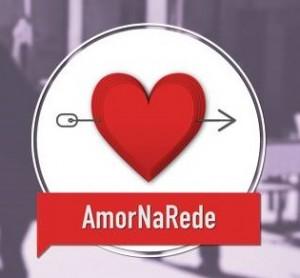 Logo Amor na Rede