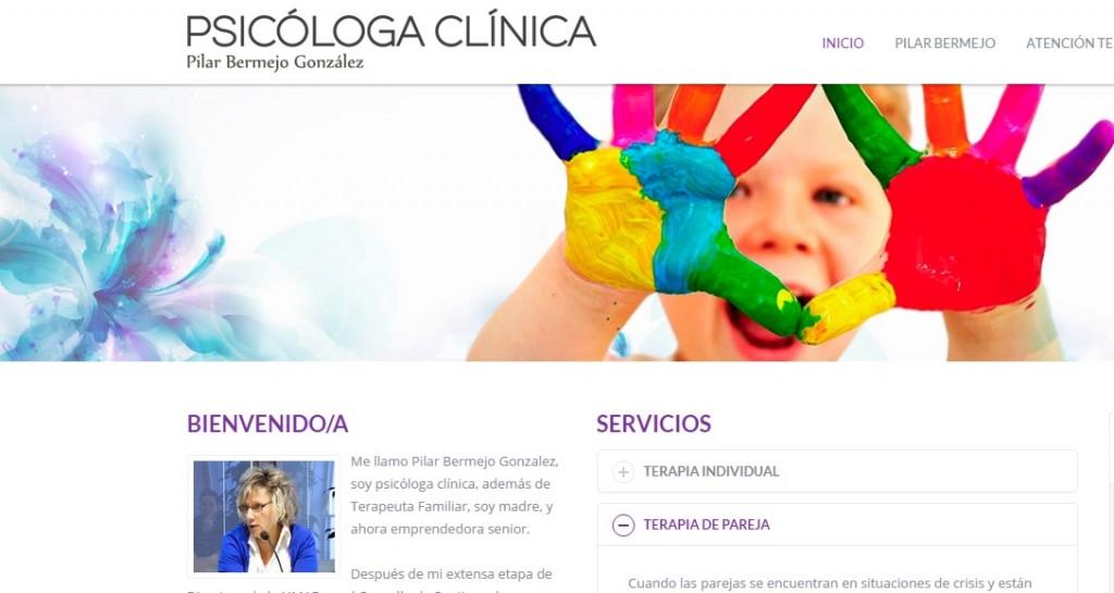 Pilar Bermejo Psicóloga Clínica