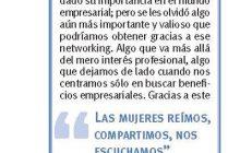 Networking femenino- Itziar Villar