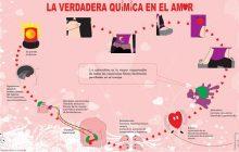 Infografía amor