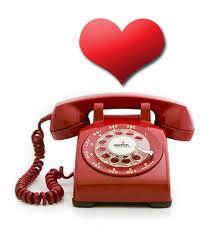 teléfono y amor