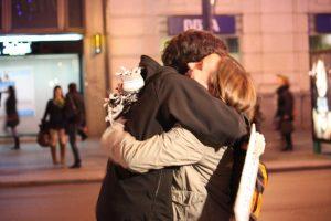 tipos de abrazo