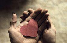 tocar el corazón